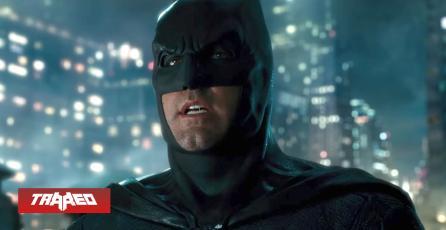 Ben Affleck podría regresar al rol de Batman en una serie original de HBO