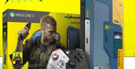 El Xbox One X de <em>Cyberpunk 2077</em> ya tiene precio en México; aparta el tuyo que son pocos