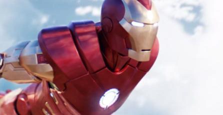 <em>Marvel's Iron Man</em> para PlayStation VR ya está listo para debutar