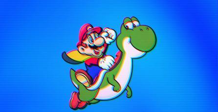 #ViernesRetro: <em>Super Mario World</em>