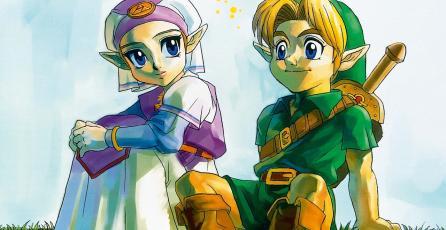 Esta pareja de ancianos comparte su pasión por <em>Zelda</em> con este genial cosplay