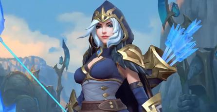 <em>League of Legends: Wild Rift</em> luce genial en su nuevo gameplay