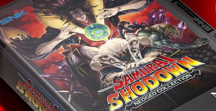 Checa esta edición especial de <em>Samurai Shodown NeoGeo Collection</em>