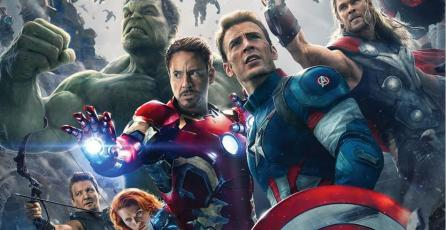 Sale a la luz gameplay de un juego cancelado de <em>The Avengers</em>