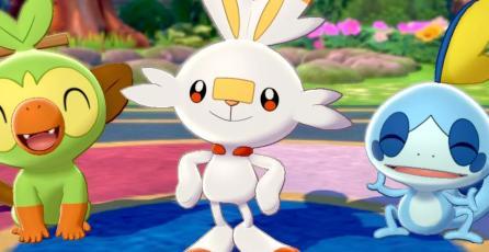 Pokémon HOME te regalará a los iniciales de Galar con habilidades ocultas