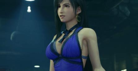 Contempla la belleza de Tifa con este tema gratuito para PlayStation 4