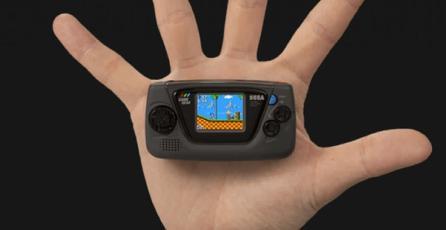 SEGA revela los juegos, la fecha de estreno y el precio del Game Gear Micro