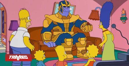 Crossover: Los Simpson aterrizan a Marvel en el último cómic de Spider-Man