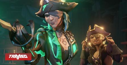 ESTA AQUÍ: Sea of Thieves llega a Steam a dos años de su estreno
