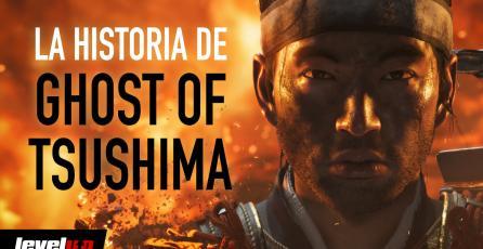 La historia detrás de <em>Ghost of Tsushima</em>