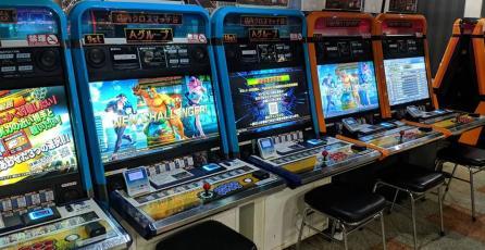 El Fog Gaming de SEGA transformará arcades en centros de datos