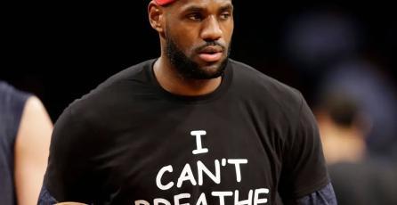 <em>NBA 2K20</em> también se unió a la lucha contra el racismo