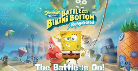 SpongeBob SquarePants: Battle for Bikini Bottom - Rehydrated - Tráiler Multijugador