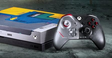 <em>Cyberpunk 2077</em>: bundle de Xbox One X incluirá el juego y su primer DLC