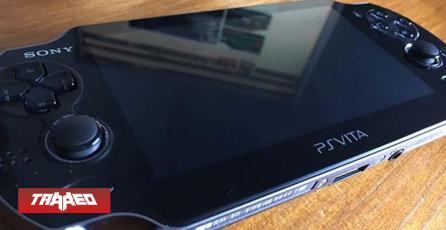PlayStation Vita estrenará un juego a pesar de ya estar descontinuada