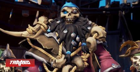 Sea of Thieves supera los 45 mil jugadores diarios en Steam en solo 7 días
