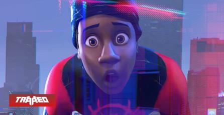 ES OFICIAL: Spider-Man Into the Spider-Verse arranca la producción de secuela
