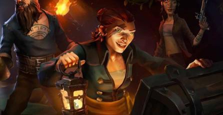 <em> Sea of Thieves</em> ya tiene más de 45 mil jugadores concurrentes en Steam