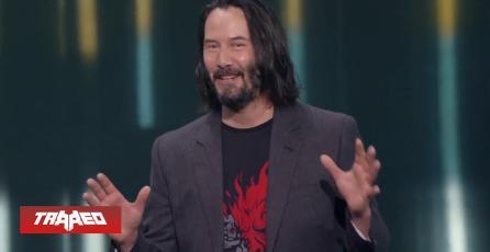 BREATHTAKING: Se cumple 1 año del icónico momento de Keanu Reeves en el E3