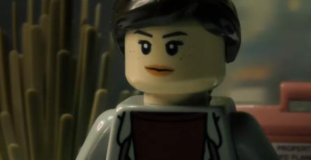 Recrean trailer de <em>The Last of Us: Part II</em> con LEGO y el resultado es fascinante
