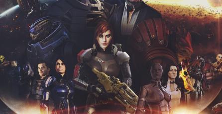 Aseguran que el remaster de <em>Mass Effect Trilogy</em> es real y que llegará este año