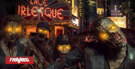 Alfa del Call of Duty 2020 se filtra en PSN y traería de vuelta el modo zombies