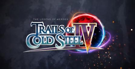 Trails of Cold Steel IV - Tráiler de Historia
