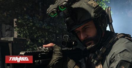 Infinity Ward se gana el desprecio de los gamers con actualización de hasta 80GB para Modern Warfare