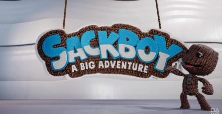 Sackboy A Big Adventure - Trailer de Anuncio | PS5