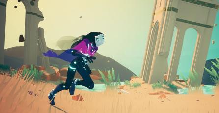 <em>Solar Ash</em> es el nuevo juego de los creadores de <em>Hyper Light Drifter</em>