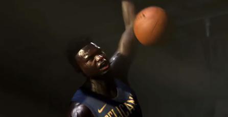 <em>NBA 2K21</em> nos da un vistazo a los juegos deportivos de la nueva generación