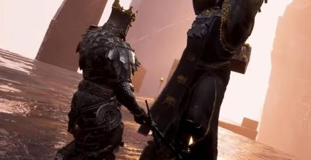 <em>Mortal Shell</em> luce brutal en los avances de su versión en PC