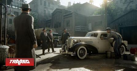 Mafia: Definitive Edition lanza nuevo trailer de su esperado remake