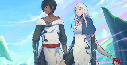 El RPG <em>Haven</em> deja ver sus paisajes y su sistema de batalla en este nuevo trailer