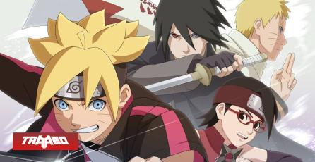 Naruto Shippuden: Ultimate Ninja Storm 4 Road to Boruto cumple en su port a Switch