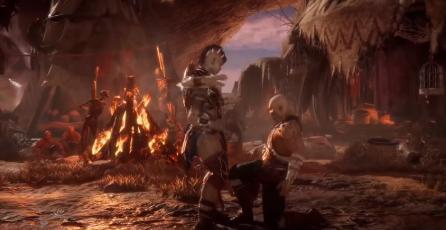 Mortal Kombat 11: Aftermath – Tráiler de Revelación