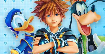 Filtran el logo de un juego no anunciado de <em>Kingdom Hearts</em>