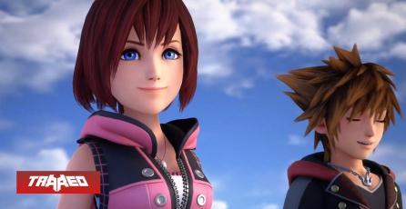 Kingdom Hearts estrenaría spin-off con Kairi como protagonista