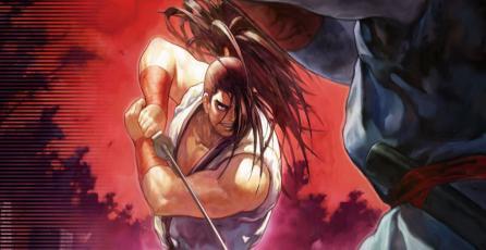 Quédate en casa: <em>Samurai Shodown NeoGeo Collection</em>, una leyenda samurái silenciosa y violenta