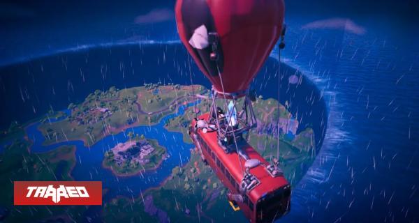 Evento de Fortnite colapsó servidores de Epic y alcanzó cerca de 8 millones de espectadores en plataformas