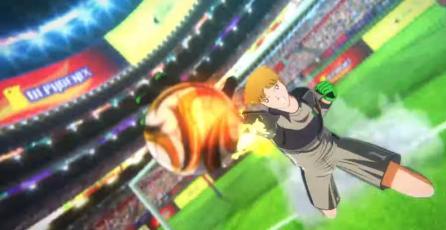Captain Tsubasa: Rise of the New Champions - Tráiler Fecha de Lanzamiento | Nintendo Switch