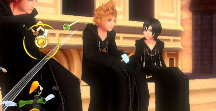 <em>Kingdom Hearts: Melody of Memory</em> es real y debutará este año
