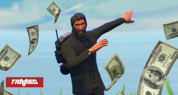 Epic Games recibirá 750 millones de dólares por inversionistas y valdría más de 17 mil