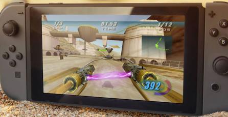 <em>Star Wars Episode I: Racer</em> para PS4 y Switch ya tiene nueva fecha