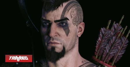 Artista imagina a Atreus, el hijo de Kratos en su etapa adulta