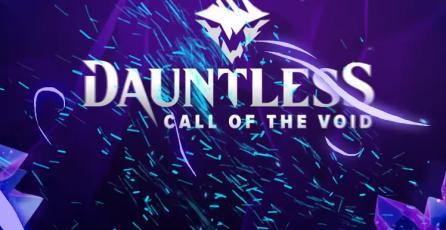Dauntless: Call of the Void - Tráiler de Lanzamiento | Nintendo Switch