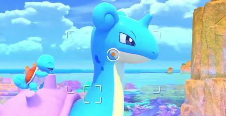 Anuncian <em>New Pokémon Snap</em> para Nintendo Switch