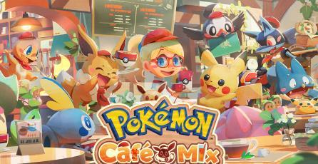 <em>Pokémon Café Mix</em> es el nuevo título puzzle de la franquicia