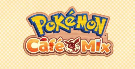 Pokémon Café Mix -  Tráiler de Presentación