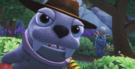 ¿Jugaste <em>Ape Escape</em>? El gameplay de <em>Bugsnax</em> te recordará a él